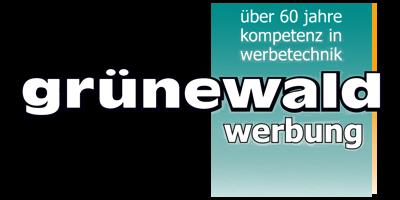 Das Logo von Gruenewald-Werbung