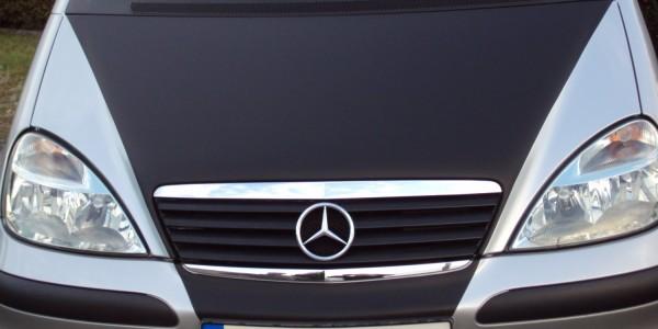 Fahrzeugvollverklebung - Grünewald-Werbung