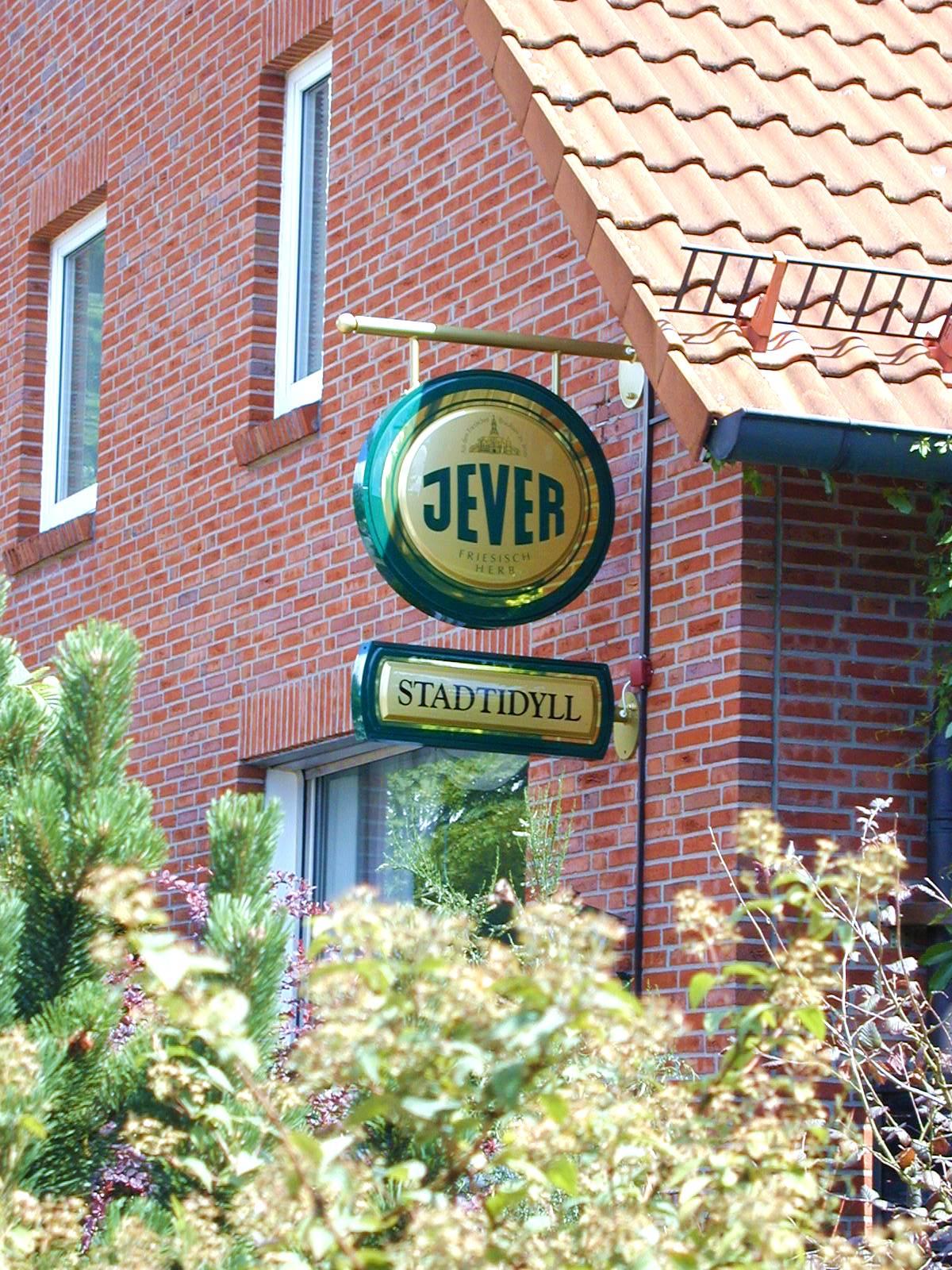 Auch Ausleger werden von der Firma Grünewald in Bremen erstellt